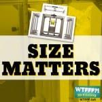 WTFFF?! #016 | 3D Print Size Matters