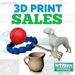 3D Printer Sales | WTFFF 066
