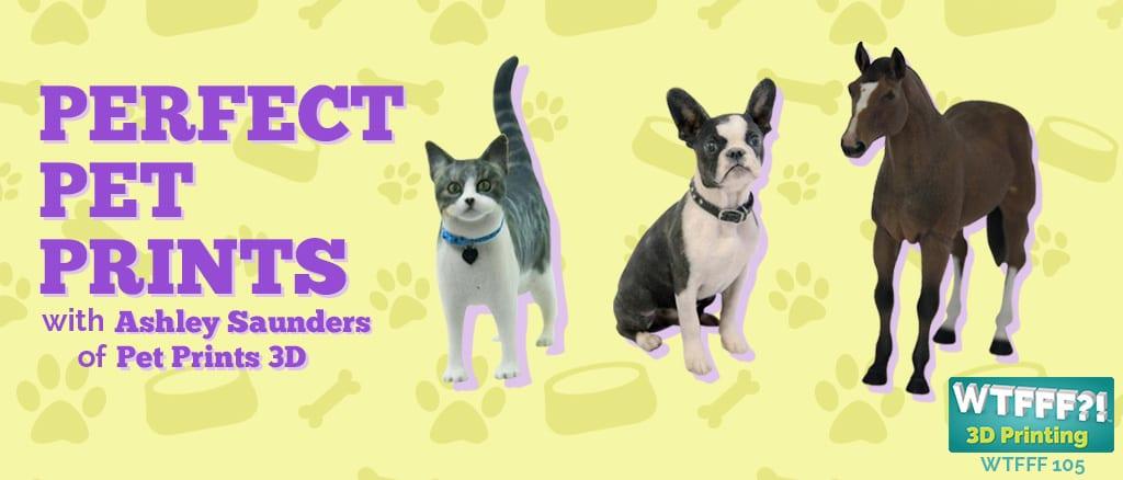 WTFFF?! 105: Perfect 3D Pet Prints