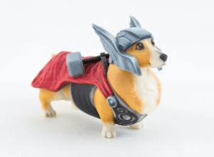 WTFFF?! #124 | Corgi God Of Thunder