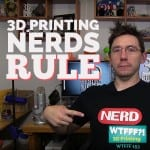 3D PRinting Power Guides | WTFFF
