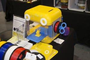 WTFFF | CES 3D Printing Recap | My Mini Toy