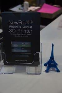 WTFFF | CES 3D Printing Recap | NewPro3D