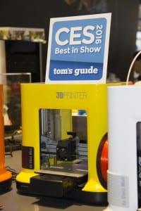 WTFFF | CES 3D Printing Recap | XYZ