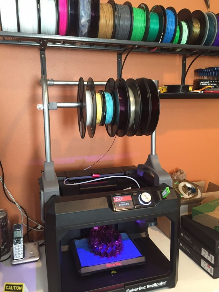 Is 3D Printing Filament Safe to Use in the Home?