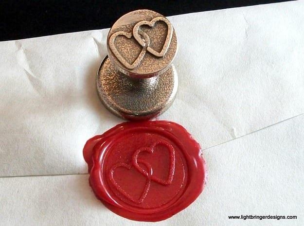 3D Print Valentines - Lightbringer - Shapeways