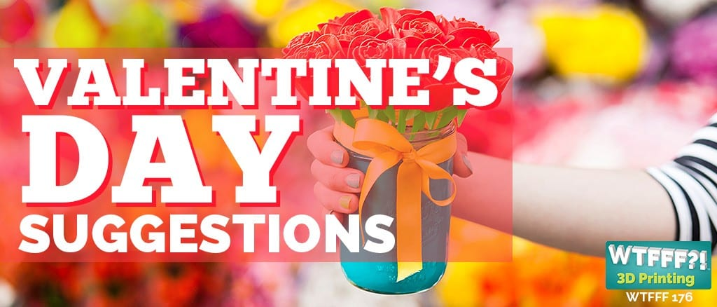 WTFFF   Valentines Day 3D Print Suggestions