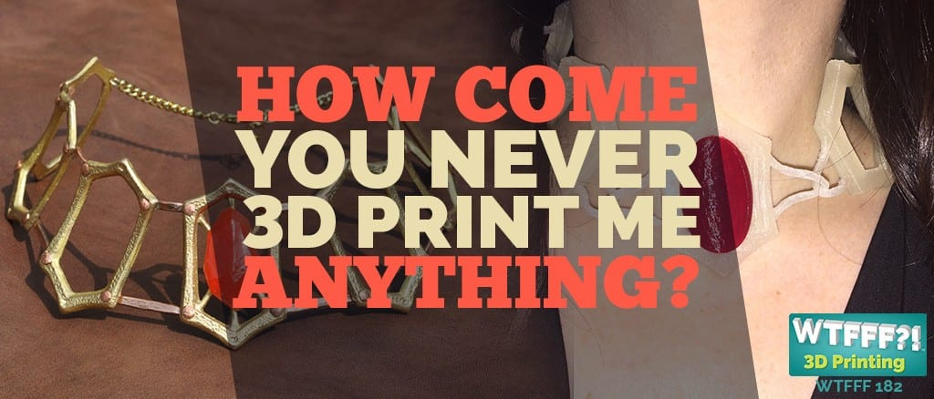 WTFFF | How Come You Never Print Me Anything
