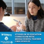 WTFSS 9 | 3D Education Curriculum