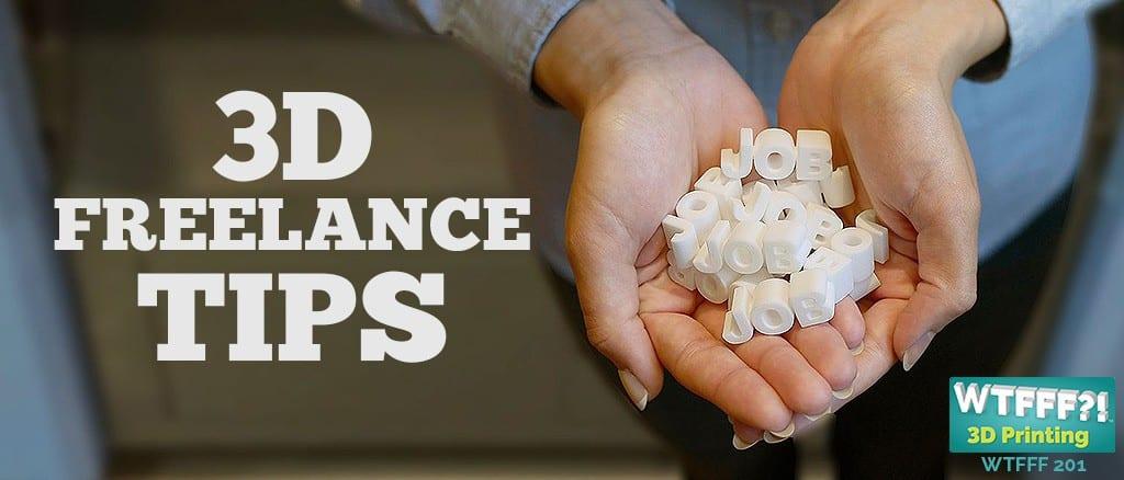 WTFFF 201 | 3D Freelance Tips