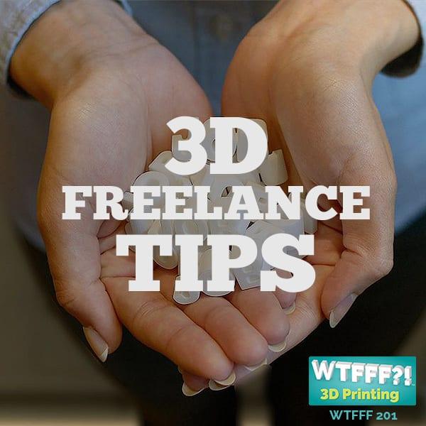 WTFFF | 3D Freelance Tips