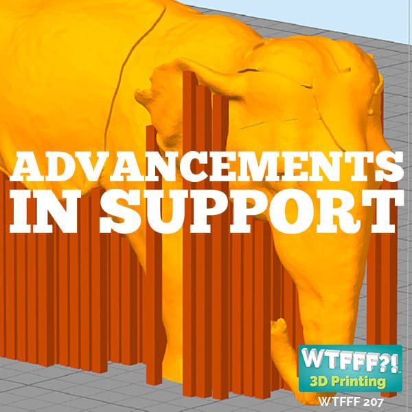WTFFF 207 | Advancements in Support