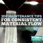 WTFFF | Material Flow