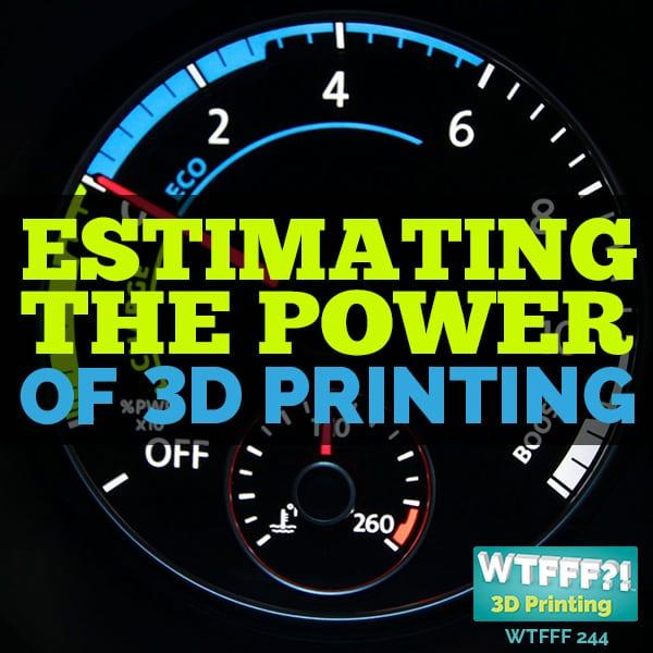 WTFFF 244 | Power of 3D Printing