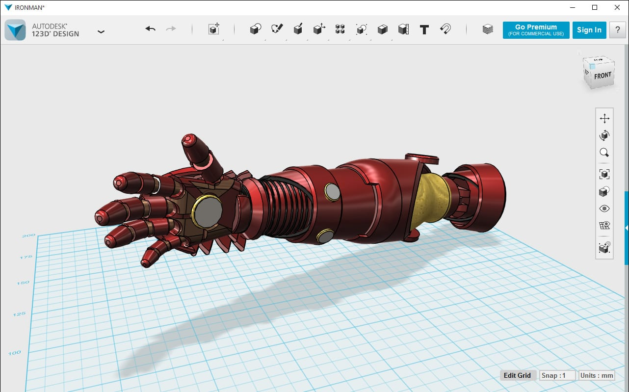 Autodesk 123d Software Review