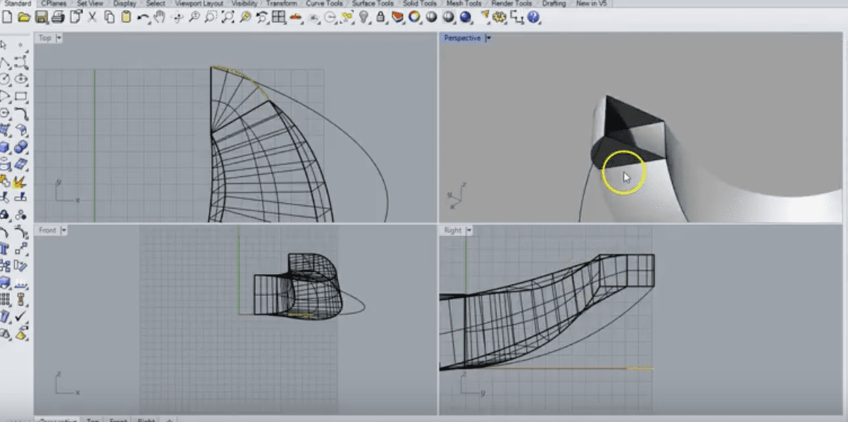 Rhino software 10 reasons why visualarq works better in Web cad software