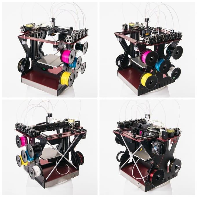 WTFFF 300 | Full Color 3D Printing