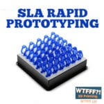 SLA Rapid Prototyping with Dávid Lakatos of Formlabs