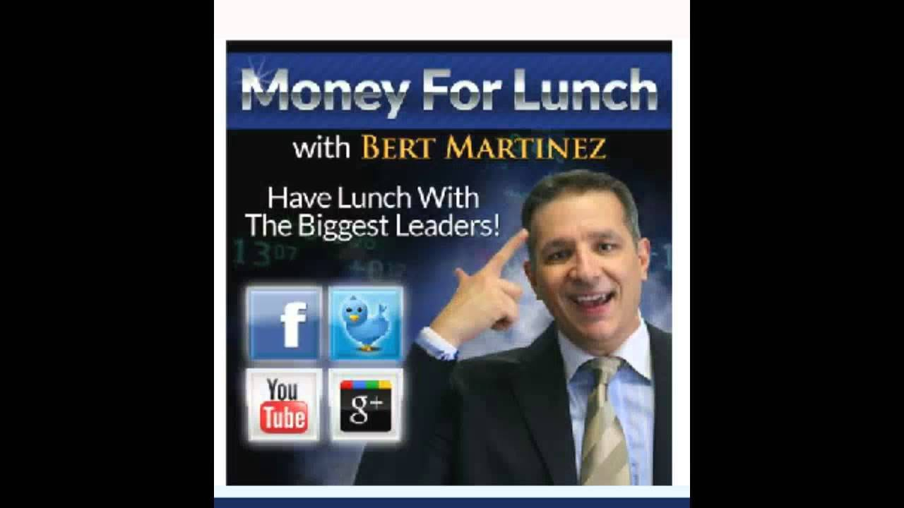 Money for Lunch Interview with Tracy Hazzard