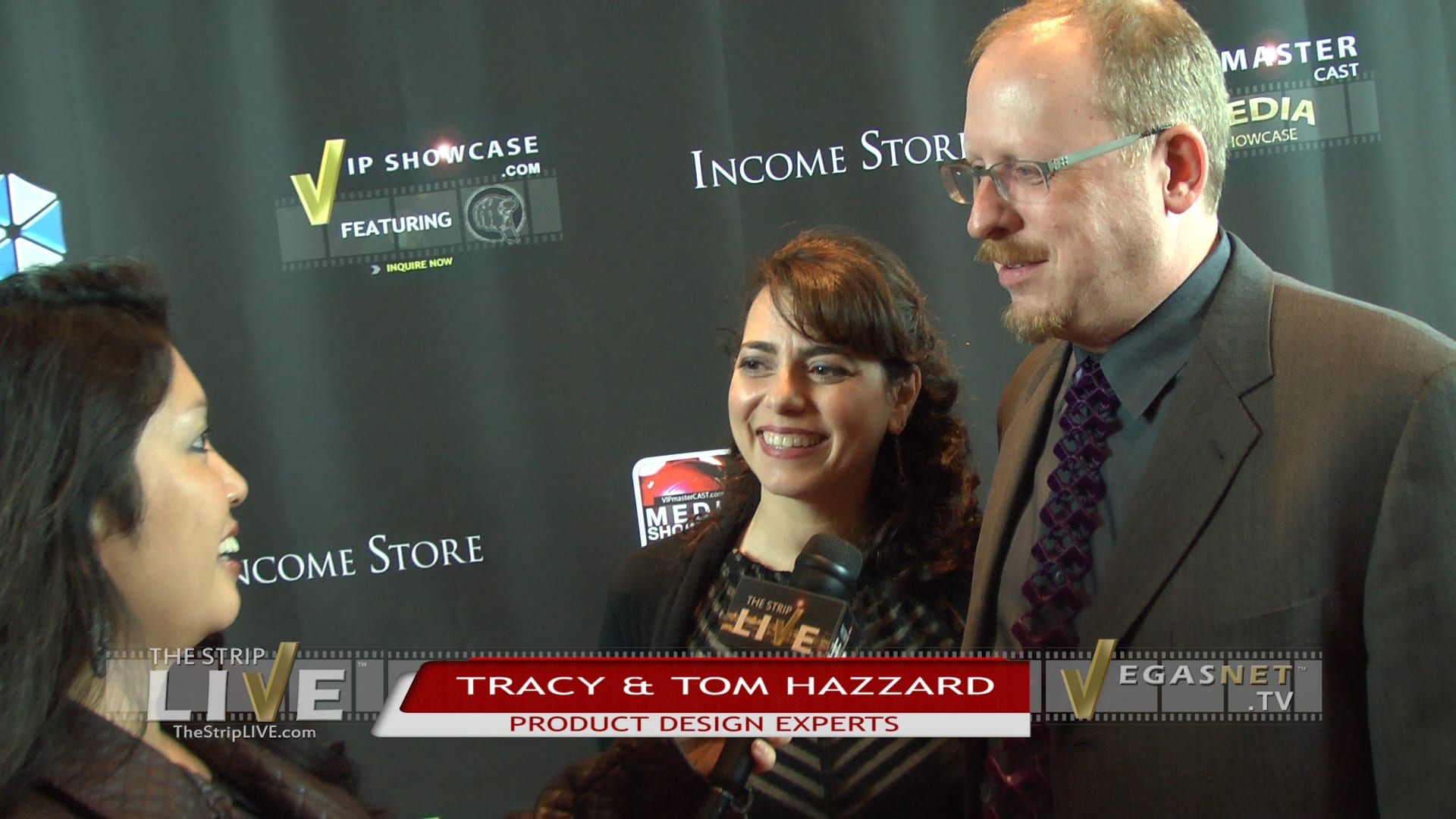 Insights on the 3D Printing Revolution from Tom & Tracy Hazzard | Media Showcase with Maria Ngo