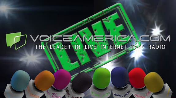 Voice America Live Event | CEO Space