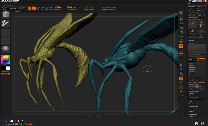 WTFFF 323 | ZBrush Software Review
