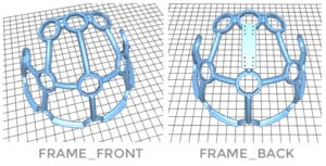 WTFFF 350 | 3D Print Headset