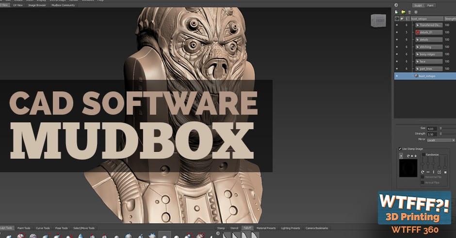 WTFFF 360 | Mudbox CAD Software Review