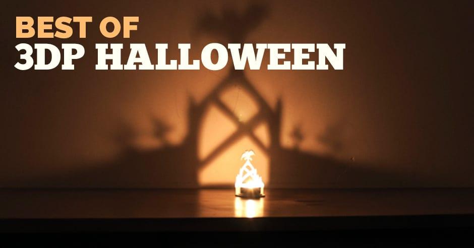 WTFFF | 3D Print Halloween