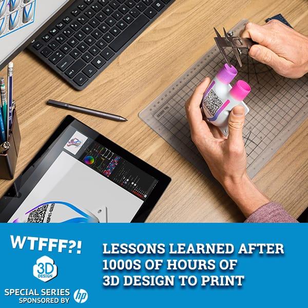 WTFSS 11 | Designing 3D Prints