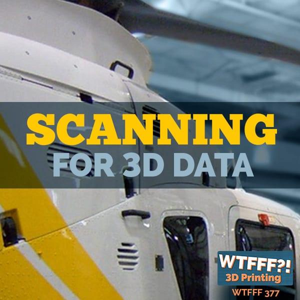 WTFFF 377 | 3D Data