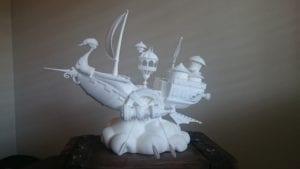 WTFFF 367 | DesignerCon 3D Toy Artist