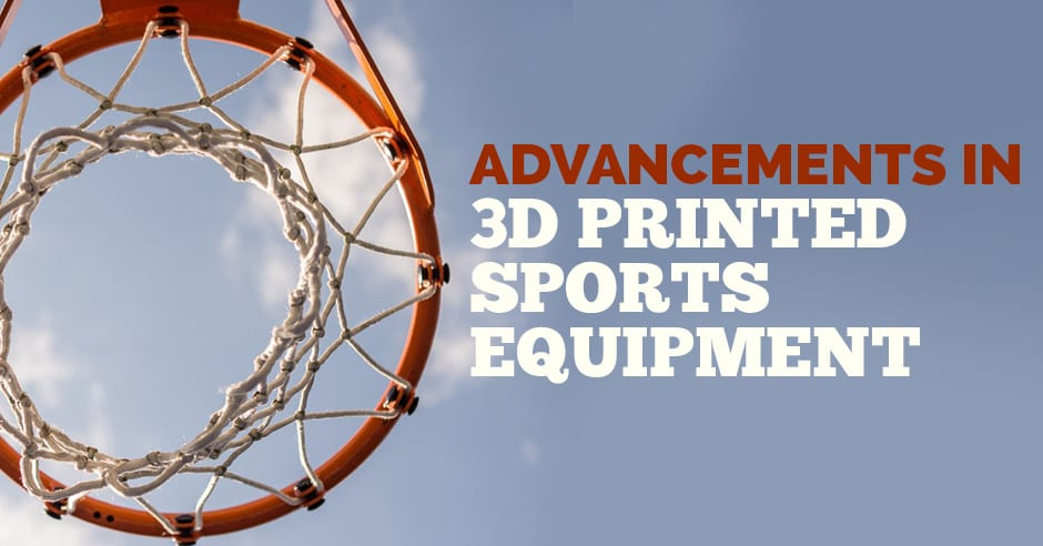 3DSP   3D Printed Sports Equipment