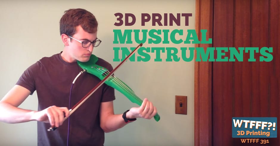 image regarding 3d Printable Instruments identified as 3D Print Musical Tools