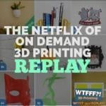 3D Print Netflix with Hector Berrebi of 3DShook