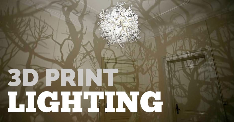 3DSP | 3D Print Lighting