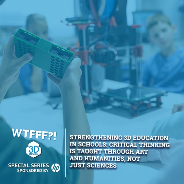 WTFSS 8 | 3D Education In Schools