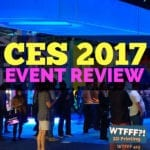 CES 2017 Event Review