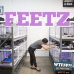 WTFFF 422 | Custom 3D Printed Shoes