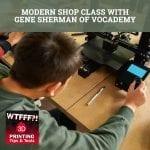 WTF 125 | Education-Bases Shop Classes