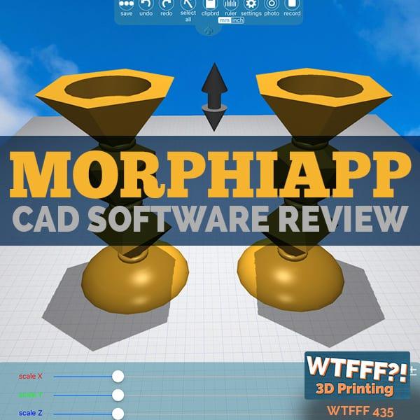 MorphiApp CAD Software Review