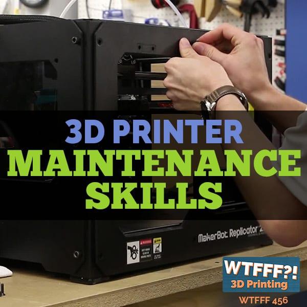 WTFFF 456 | Maintenance Skills