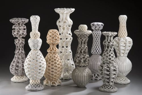 3D Printed Art on the Rise with Artists & Sculptors