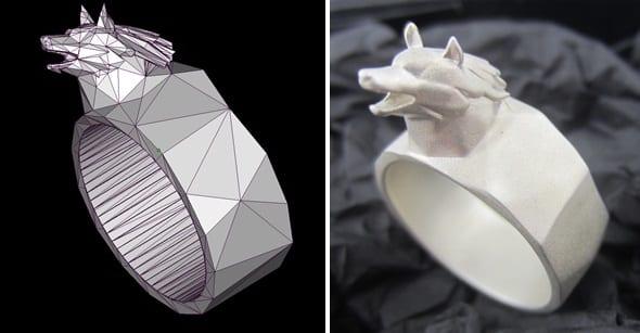 STL File for 3D Printing