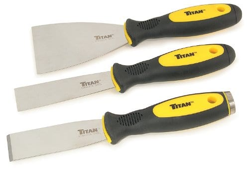 Titan Tools 17000 Scraper and Putty Knife Set