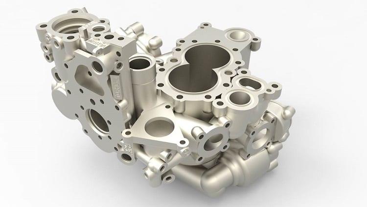 Mechanical 3D Modeling