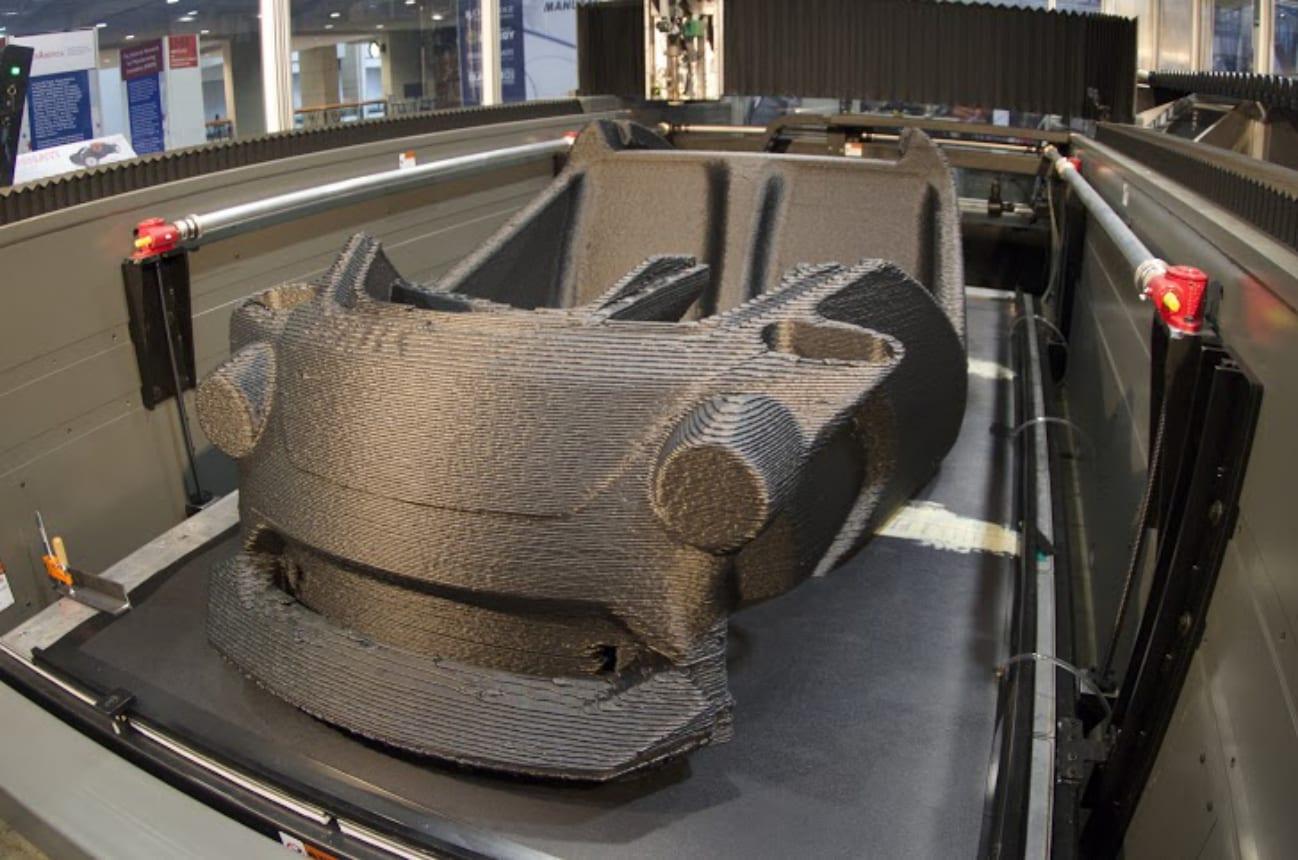 WTFFF 473   3D Printed Self Driving Vehicles