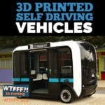 3D Printed Self Driving Vehicles with Buddy Bernhard of Local Motors