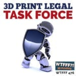 3D Print Legal Task Force with Farah Tabibkhoei of Reed Smith LLP