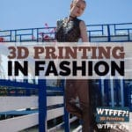 3D Printing in Fashion with Stephania Stefanakou